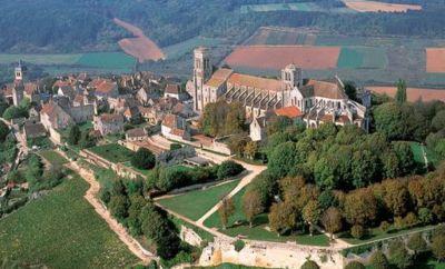 Visite-dégustation «Vézelay, un village et son vignoble : 1000 ans d'histoire»