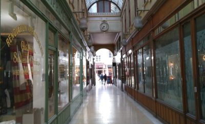 Passage Couverts, Shopping Galeries